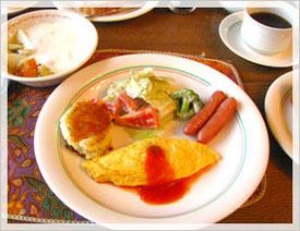 朝ご飯_プレート