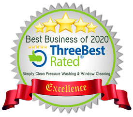 three best rated 2020 simply clean pressure washing & window cleaning.