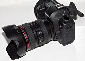 CANON EF 17-4 mm f/4 L USM: Объективы с переменным