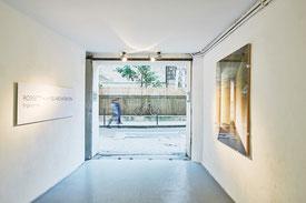 Fingerprints, Galerie d'Architecture de Paris, Rossetti + Wyss
