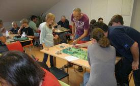 Rumms auf dem 9. Pankower Spielefest