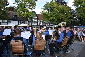 Historischer Markt Bad Essen - Musikverein Nortrup