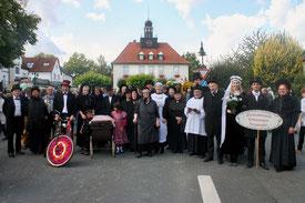 Historischer Markt Bad Essen - Historische Hochzeitsgesellschaft Esterwegen