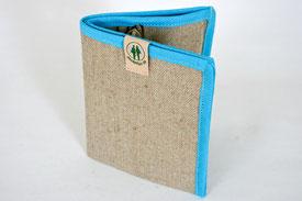 vegan wallet handmade