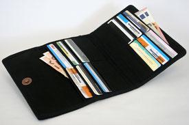 vegan wallet handmade Damengeldbeutel