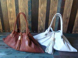 7(SEVEN)EARTH LEATHER BAG