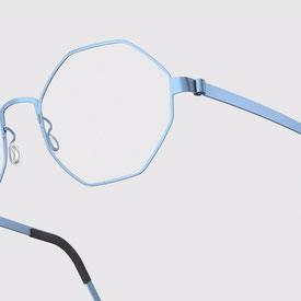 Lindberg Brilleni ndividualisiert in Farbe, Größe und Form