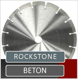 slijpschijf voor het verzagen van voorgespannen beton prestressed concrete gewapend beton en ebema rockstone, met uitzondering van rockstone diamond