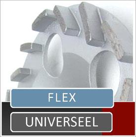 prodito komschijf voor gebruik op flex afbraammachine