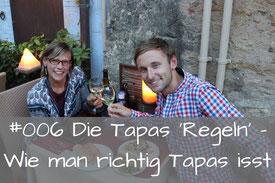 Wie man richtig Tapas isst
