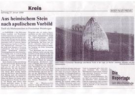 Rhein Main Presse, Artikel vom 27.01.1996