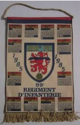 Fanion-calendrier