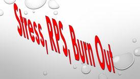 Les situations de Stress, de RPS , de post burn out, doivent être accompagnées par des professionnels qui aideront ces personnes à retrouver l'Estime de Soi.