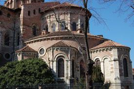 visite de Toulouse avec Ingrid, guide du Pays cathare