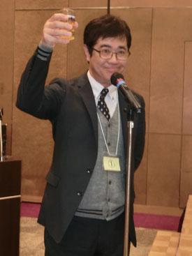 田中晃会長ご挨拶