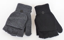 Handschuh mit Kappe für Damen und Herren