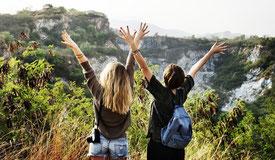 Psychologische Beratung, Coaching, Freundschaft, Freude, Freiheit, Lebensqualität, Wohlbefinden