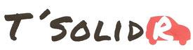 logo de T'SolidR de  dynamob Loudun 86