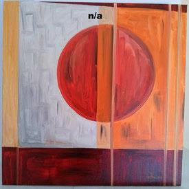 Red Sun 2 2004 (Öl) 60x60...nicht mehr verfügbar