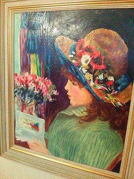Replik Renoir 1987 (Öl)