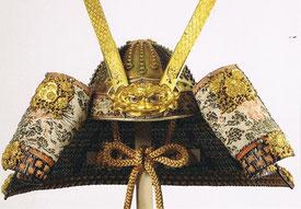国宝 赤糸威大鎧(梅鶯餝)部分