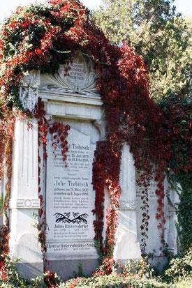 Der Zentralfriedhof in Wien