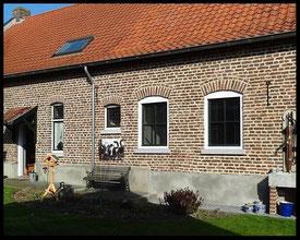 """Houten Nestkastje """"ons boerderij"""",  Vogelhuisje naar foto_1"""