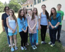 3.HS mit Klassenvorstand Diethilde Bauer