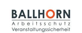 Ballhorn Logo Arbeitsschutz Jennifer Horn