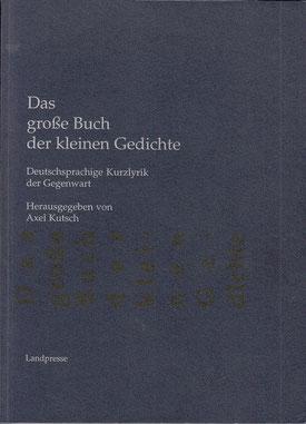 Anthologie - Deutschsprachige Kurzlyrik, Stefan Zajonz, Haiku, S.197, Landpresse-Verlag, Köln 1998