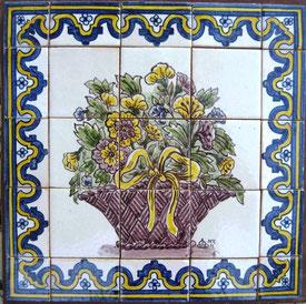 """""""Gartenliebe"""" Art.-Nr.: PN-134, Größe: 56x56cm"""