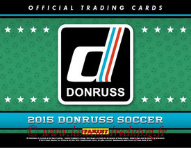 Panini Football League 2015 - PFL12 - Couverture Album