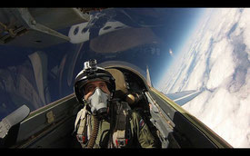 MiG-29成層圏&エアロバティック飛行