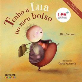 Kinderbuch Tenho a lua no meu bolso