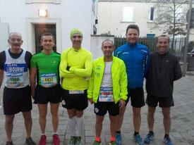Les Participants au Marathon 2016