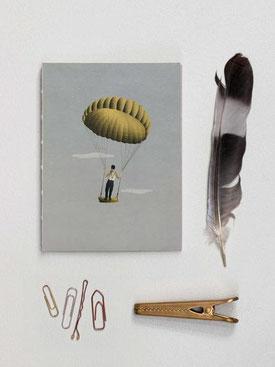 Notizbuch ViSSEVASSE Ballonschaukel