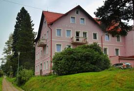 Senioren- und Pflegeheim Libverda im Isergebirge / Tschechien