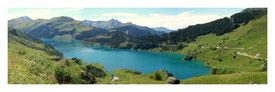 Le Barrage de Roseland en Savoie