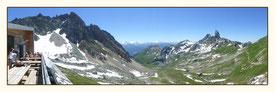 Les sommets en Savoie et le Mont Blanc