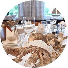 Meyers Gasthaus Maschen, Seevetal, Restaurant, maritimes Flair, frische Note