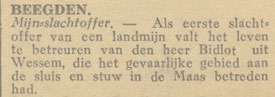 3-9-1945, Maas en Roerbode