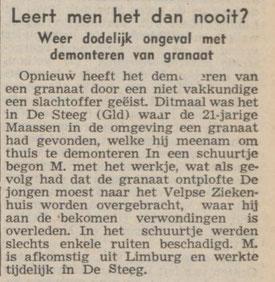 26-9-1950 Nieuwsblad van het Noorden