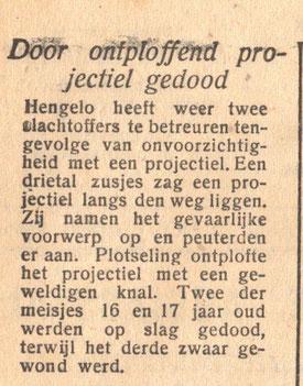 10-10-1945 Het Parool
