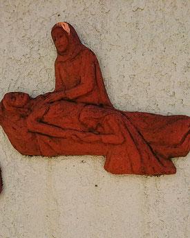 第14留 イエス、埋葬される