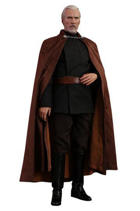 Hot Toys, Sideshow, Star Wars, Episode 2, Count Dooku,FANwerk