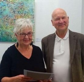 Ruth Groß und Dr. Till Engel