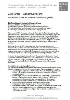 PDF-Download Kurzbeschreibung Zivilcourage