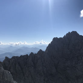 Klettern Wilder Kaiser Bergführer