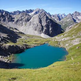 Bergsteigen Lechtal Bergführer