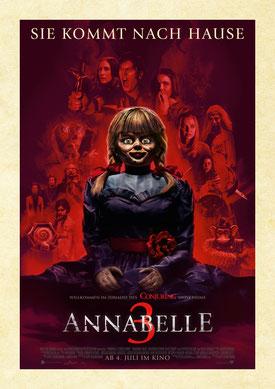 Annabelle 3 Hauptplakat